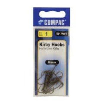 Kirby KIRBY HOOKS 13PCS/PB # 6
