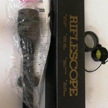 Tasco Tasco 3-9x40AO Scope new in box