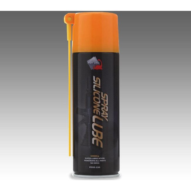 Airsoft Puff dino silicone oil Large 220ML