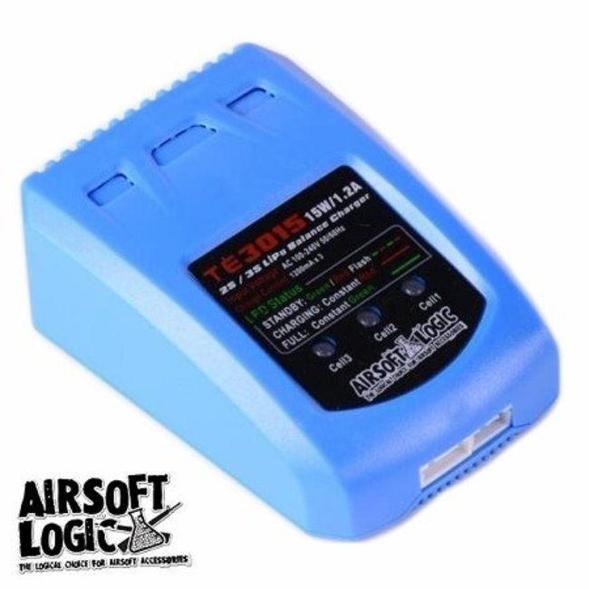 Airsoft logic Balance Charger 2s/3s