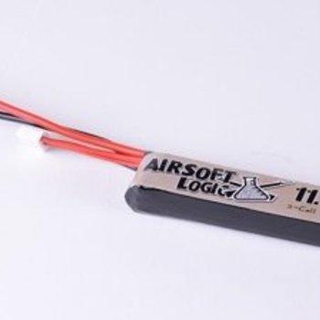 Airsoft Logic Airsoft Logic 11.1V Li-po Battery 1100maH (Stick)