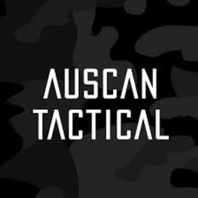 Auscan Tactical AR500 3/8'' SILHOUETTE SMALL 6X9