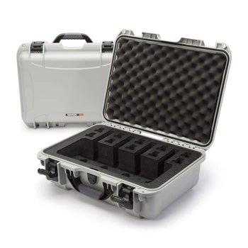 Nanuk Nanuk Case with Foam insert for 4UP Silver 925