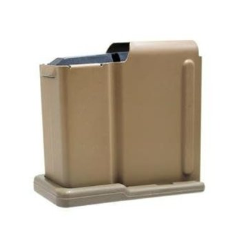 AI Accuracy International AX .300 Win Mag 10 Round Pale Brown Magazine