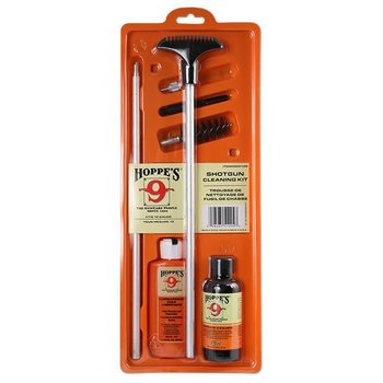 Hoppes Hoppe's Rifle Cleaning Kit for .30-.32 CAL, 8MM W/ ALUM Rod U30BCN