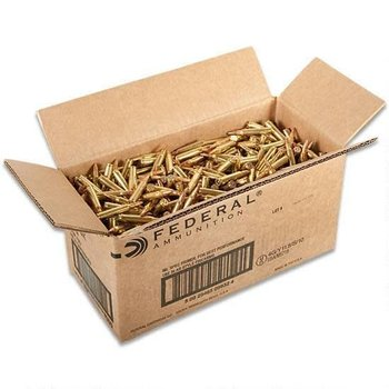 Federal Federal American Eagle .223 REM/5.56 NATO, 1000 Rounds, FMJ, 55 Grains