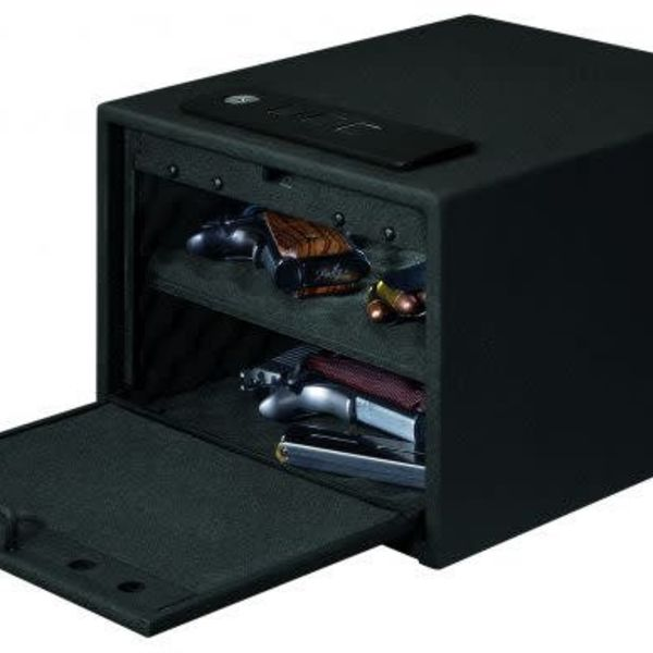 Stack-On Quick Access Safe w/ Electric Lock
