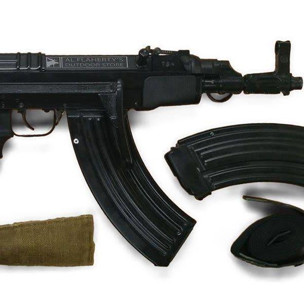 (Rest) CSA, SA VZ58 sporter carbine 7.62x39 11.8'' BRL