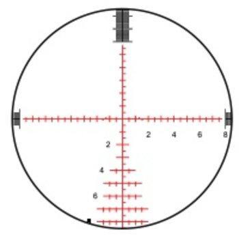 Bushnell Bushnell Elite Tactical 3-12x44mm LRTS-i