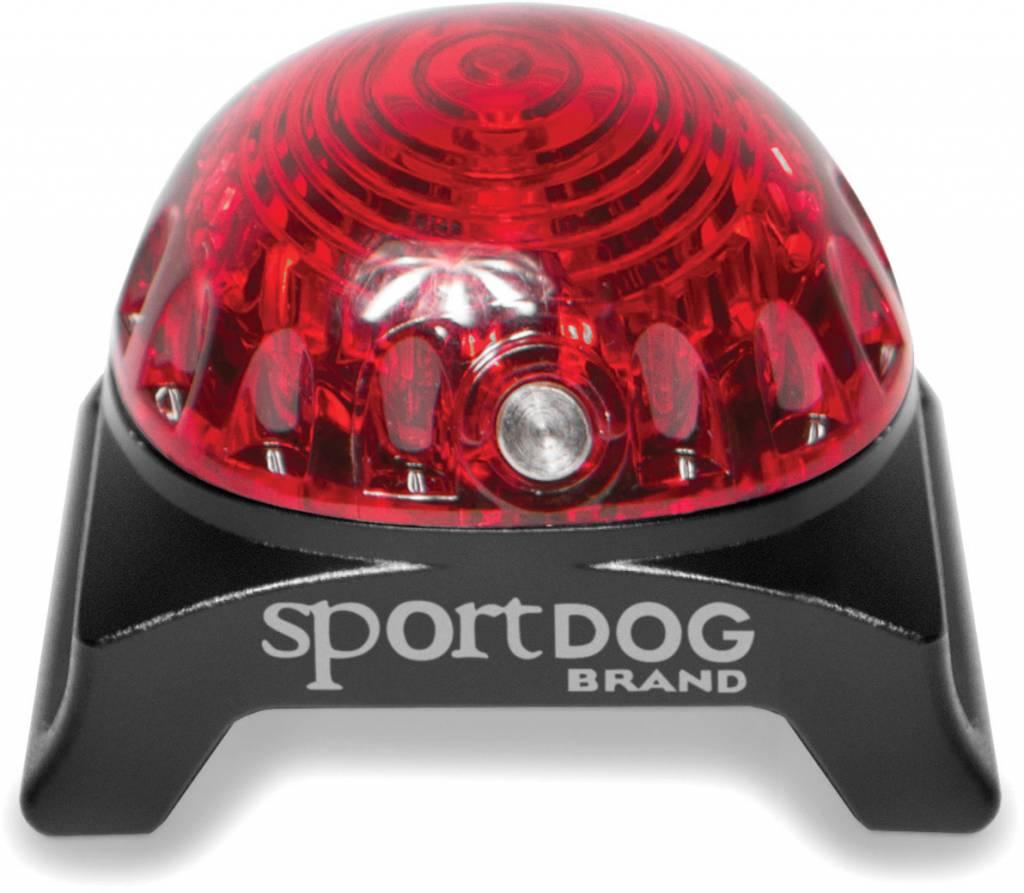Sportdog Locator Beacon Red Dog Collar Safety Light