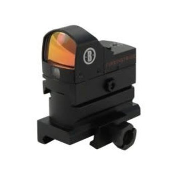 Bushnell Bushnell AR Optics First Strike Reflex Red Dot Sight, 5 MOA Dot with Hi-Rise Mount, Matte, AR730005
