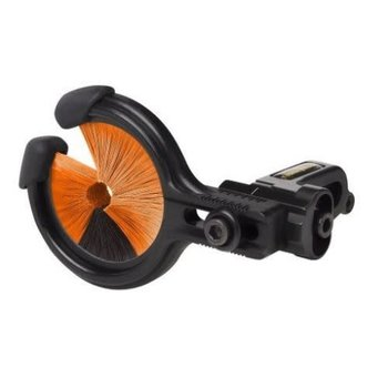 TROPHY RIDGE Trophy Ridge AWB504M Orange Kill Shot Whisker Biscuit Arrow Rest Medium