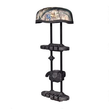 G5 G5 Archery Head Loc Quiver 6 Arrow Quiver Low Profile/Lightweight/Compact Free Adjustable Mount Realtree AP Camo 975RTAP