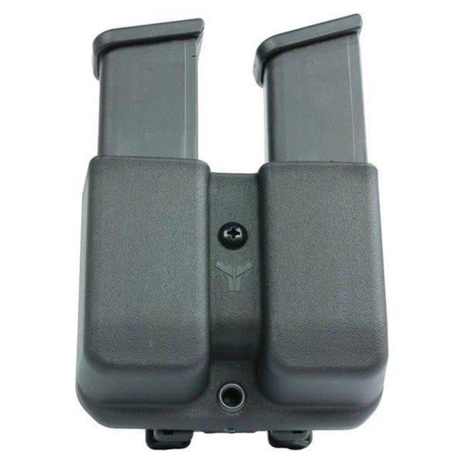 BLADE-TECH SIGNATURE DOUBLE MAG POUCH - Glock / 9mm/ .40 CAL/ Tek- Lok