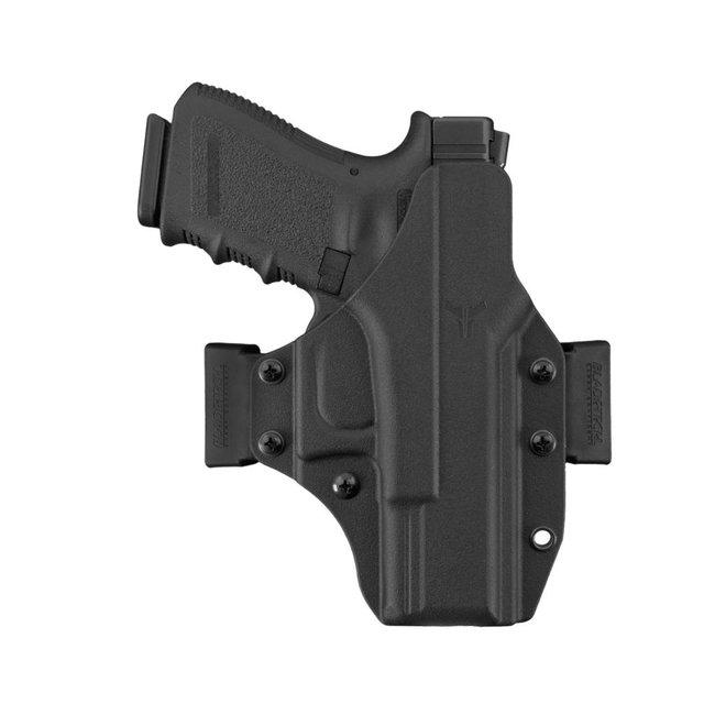 Blade-Tech TOTAL ECLIPSE OWB/IWB HOLSTER - Glock/ 19/23 Gen1-4
