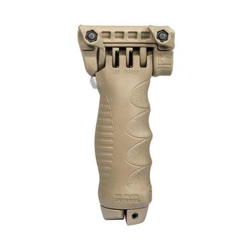 Fab Defense T-Pod G2 Tactical Foregrip Quick Release FDE