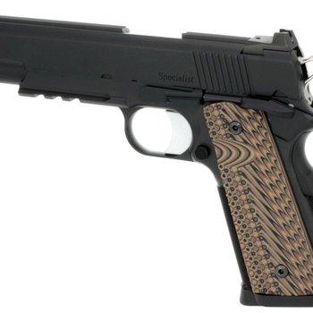 Dan Wesson Dan Wesson Specialist Black c.45 ACP 5'' BBL