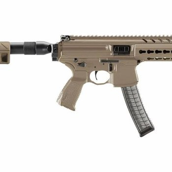 Sig Sauer Sig Sauer MPX 9mm Flat Dark Earth Pistol with KeyMod Rail and 4.5 Inch Barrel(No Stock)