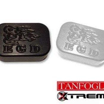 Tanfoglio Tanfoglio parts: XTREME BASE PAD small frame black