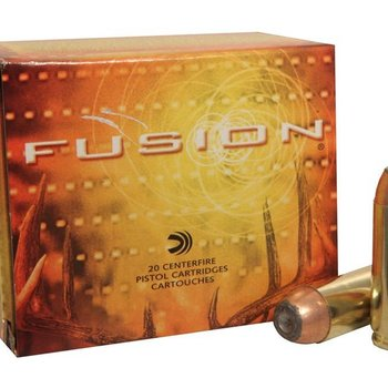 Federal Federal Fusion .50 Action Express Ammunition 20 Rounds Bonded Fusion SP 300 Grain