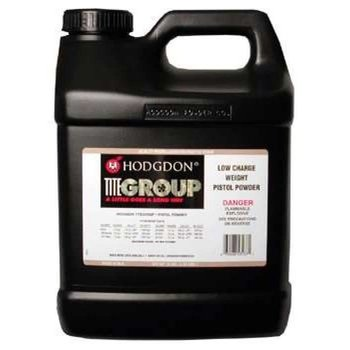 Hodgdon HODGDON TITEGROUP Smokeless Pistol/Shotgun Powder 8LB. CAN