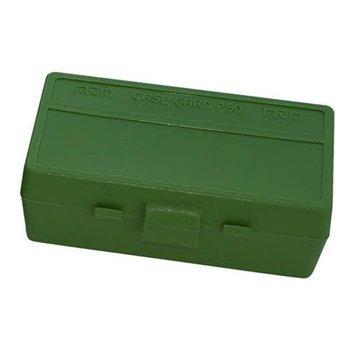 MTM Case-Gard 50 Round Ammo Box 32Swl P50-32-10