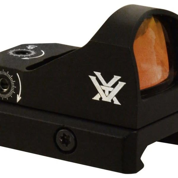Vortex Vortex Viper Red Dot Sight - 6 MOA Dot, VRD-6