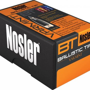 Nosler Nosler Ballistic Tip Varmint 22 Cal. 50 Grain SP-100CT