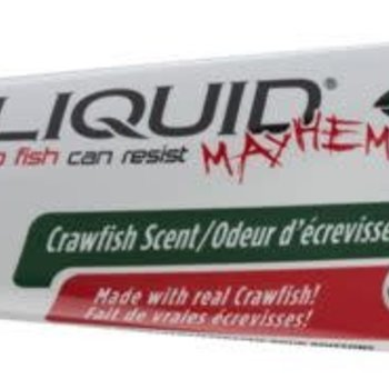 Liquid Mayhem Liquid Mayhem Fish Attractant Crawfish Scent