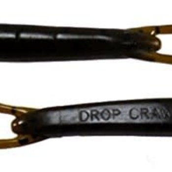 Missile Baits Missile Baits Drop Craw Green Pumpkin 15Pack