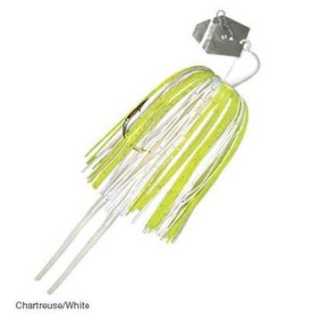 Z-man Z-man ChatterBait Original Lures 1/2oz Chartreuse/White