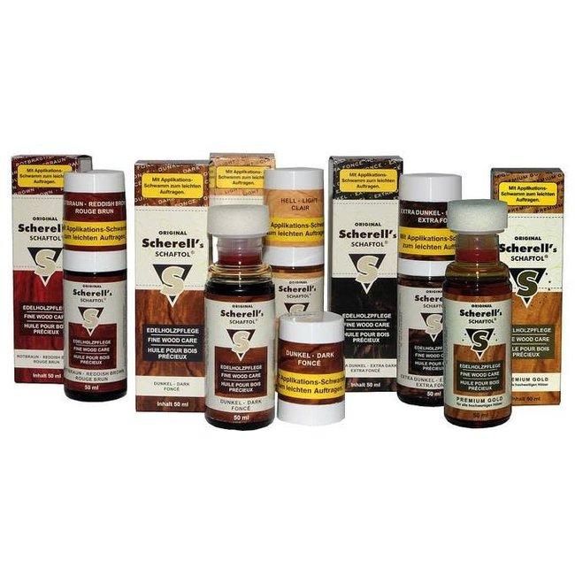 Ballistol Wood Protection - Premium Gold, 50 ml