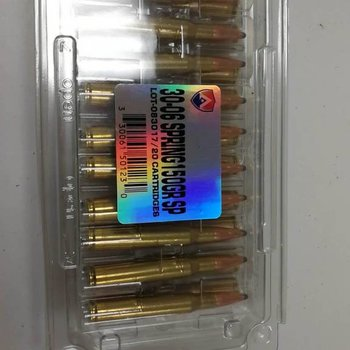 atlanta Atlanta Arms Ammo Select 30-06 Springfield 150gr SP 20rd/pack