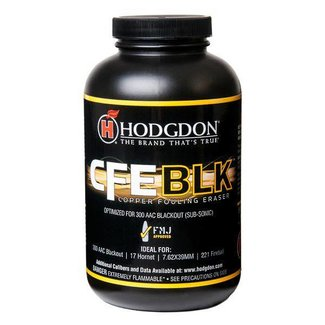Hodgdon CFE BLACK 1 LB