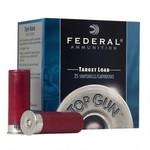 "Federal Federal Top Gun Target 12Ga. 3 Dram 2-3/4"" #7.5 Lead Shot 1-1/8 Ounce 1200fps 10 boxes  250rds"