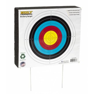 Bolt Crossbows 16'X18'' Archery Target for Entry Level