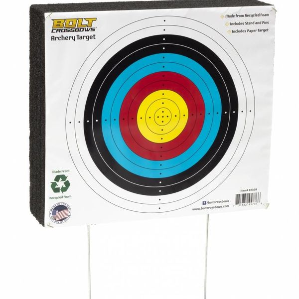BOLT Crossbow Bolt Crossbows 16'X18'' Archery Target for Entry Level