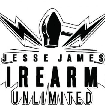 JESSE JAMES Jesse James Shootng Guns Hoodies