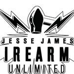 JESSE JAMES Jesse James Shootng Guns Hoodies - M