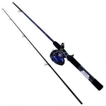 VRX FISHING Lew's Ameican Hero Spincast Combo, 2Pc, 5'6''