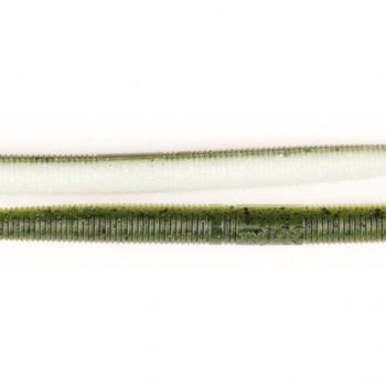 XZONE X Zone Lures 6'' True Center Stick, Watermelon Pearl Lam