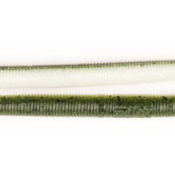 XZONE X Zone Lures 5'' True Center Stick, Watermelon Pearl Lam