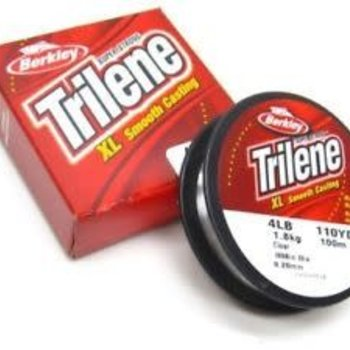 Berkley Berkley XLPS4-15 Trilene XL Mono Line 4Lb 110yd Clear