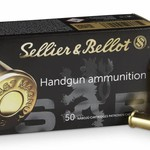 Sellier & Bellot S&B .Sellier & bellot 357 Magnum SP 10,25g 50kpl