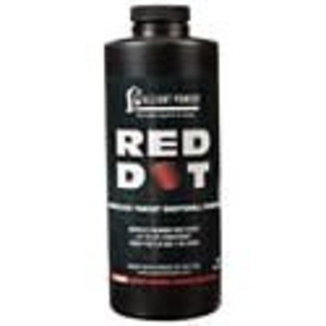 Alliant Powder Red Dot Smokeless Target Shotshell Powder