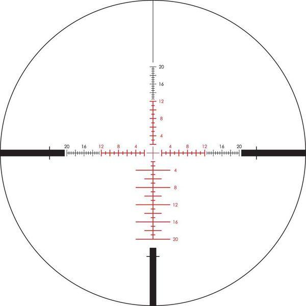 Vortex Vortex Viper PST 5-25x50 SFP Riflescope with EBR-4 MOA