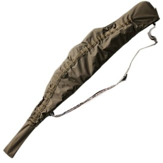Solo Hunter Rifle Cover - 40'' to 52'' - Self Adjusting Stretch Fit - Tan