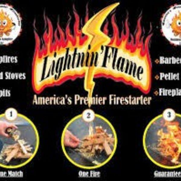Montana Campfire Montana Campfire America's Premier Firestarter
