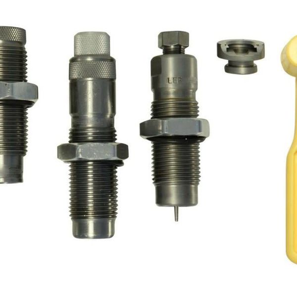 Lee Lee Precision .308 Win Pacesetter Die Set Includes Load Data and Instructions 90507