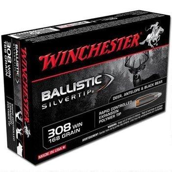 WINCHESTER Winchester Silvertip .308 Win Ammunition 20 Rounds, BST, 168 Grains